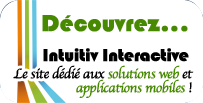 solutions web Intuitiv Interactive